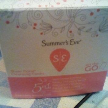 Photo of Summer's Eve Island Splash Cleansing Cloths for Sensitive Skin - 16 CT uploaded by julie G.