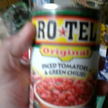 Photo of Ro-tel Diced Tomatoes & Green Chilies - 10 oz uploaded by Carmen P.
