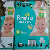 Pampers® Baby Dry™ Diapers Size 6 uploaded by Shalee G.