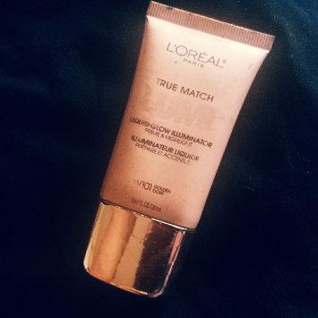 Photo of L'Oréal® Paris True Match Lumi Liquid Glow Illuminator W101 Golden Tube uploaded by Tamika N.