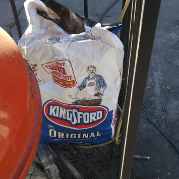 Photo of Kingsford Charcoal Briquettes Original (31182) uploaded by Kayla O.