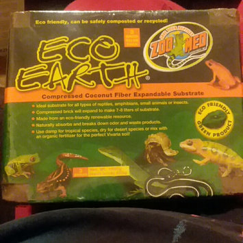 Photo of Zoo Med Laboratories - Eco Earth 3 Pack - EE-20 uploaded by Ruby W.