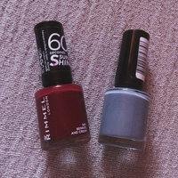Rimmel London 60 Seconds Nail Polish - Blue Eyed Girl #231 uploaded by L A.