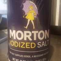 Morton Iodized Salt uploaded by Sanjana N.