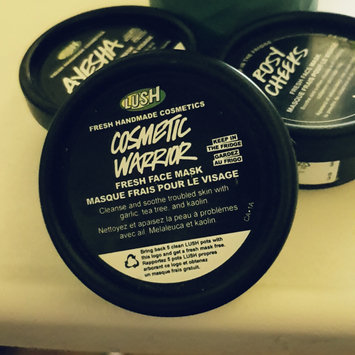 Photo of LUSH Cosmetic Warrior uploaded by Crystal C.