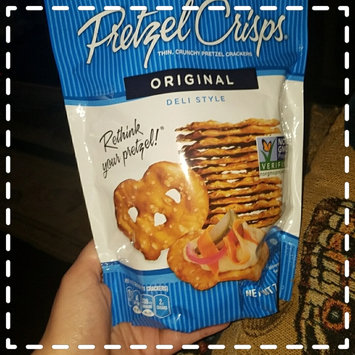 Photo of Pretzel Crisps® Crackers Original uploaded by Leah P.