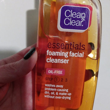 Photo of Clean & Clear® Essentials Foaming Facial Cleanser uploaded by Lisa M.