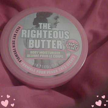 Photo of Soap & Glory The Righteous Body Butter uploaded by Kelli B.