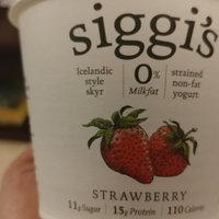 Siggi's Yogurt Strained Non-Fat Strawberry uploaded by annie a.