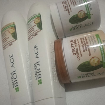Photo of Matrix Biolage 3 Butter Control System Conditioner uploaded by Camila G.