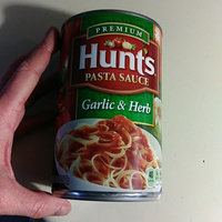 Hunt's: Classic Italian Garlic & Herb Spaghetti Sauce, 26 Oz uploaded by Lisa M.