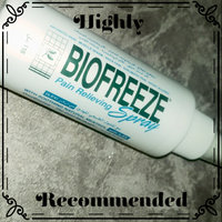 BIOFREEZE Pain Relieving Spray uploaded by Fathima M.