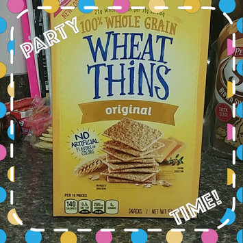 Photo of Nabisco Wheat Thins Original Crackers uploaded by Joy H.