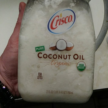 Photo of Crisco® Pure Organic Coconut Oil 27 fl. oz. Jar uploaded by Lisa M.