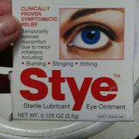 Stye Sterile Lubricant Eye Ointment uploaded by Lisa M.