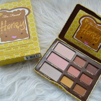 Too Faced Peanut Butter And Honey Eye Shadow Collection uploaded by Katie W.
