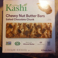 Kashi® Salted Chocolate Chunk Chewy Nut Butter Bars uploaded by Ashlie H.