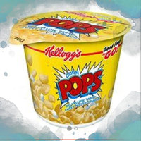 Corn Pops Cereal in a cup - 12 count case - 2 oz. Cup - Cold Cereal uploaded by mero B.