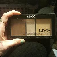 NYX Cream Highlight & Contour Palette uploaded by Meg M.