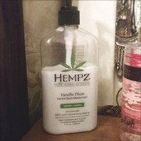 Hempz Vanilla Plum Herbal Moisturizer uploaded by Shayna R.