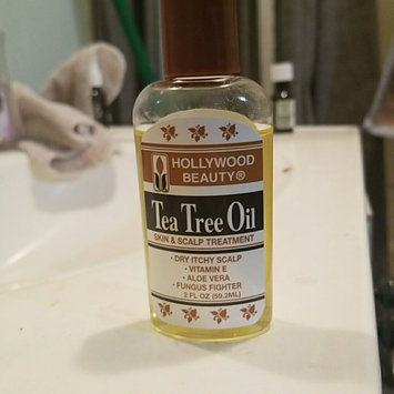 Photo of Hollywood Beauty Tea Tree Oil Skin and Scalp Treatment uploaded by Christina R.