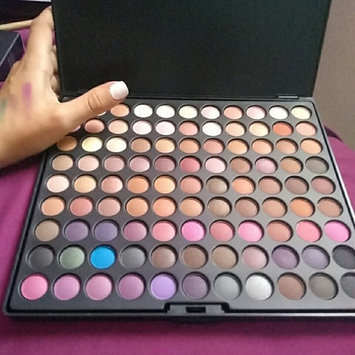 Photo of BH Cosmetics Urban Luxe - 99 Color Eyeshadow Palette uploaded by jade S.