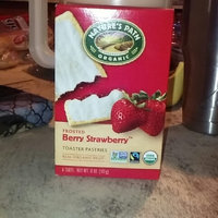 Nature's Path Organic Frosted Toaster Pastries Strawberry Flavor uploaded by Ashlie H.