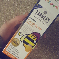 ZarBee's All-Natural Children's Nightime Cough Syrup uploaded by Meg M.