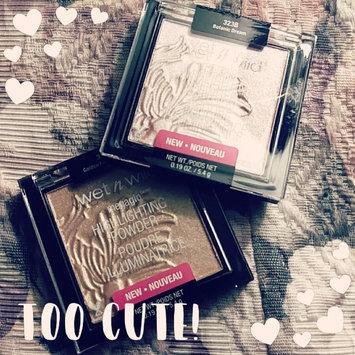 Photo of Wet N Wild MegaGlo™ Highlighting Powder uploaded by Karen N.