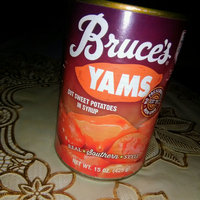 Bruce's Yams Cut Sweet Potatoes In Syrup uploaded by Enyelina F.