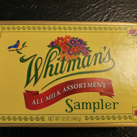 Whitman's Sampler All Milk Assortment uploaded by Deborah T.