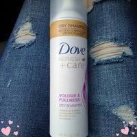 Dove Volume and Fullness Dry Shampoo uploaded by Larri J.