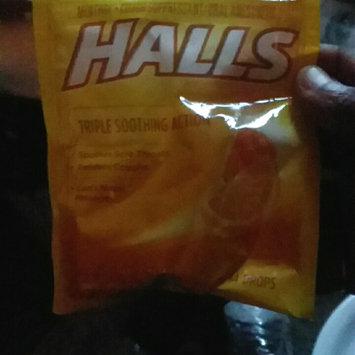 Photo of HALLS Honey Lemon Cough Menthol Drops uploaded by Rakiya S.