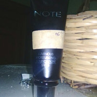 Note Cosmetics Luminous Moisturizing Foundation SPF 15 uploaded by Emy R.
