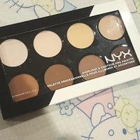 NYX Highlight & Contour Pro Palette uploaded by Meg M.