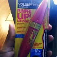 Maybelline Volum' Express® Pumped Up! Colossal® Waterproof Mascara uploaded by Jaime V.