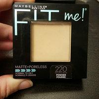 Maybelline Fit Me® Matte + Poreless Powder uploaded by Robin N.