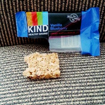 Photo of KIND® Granola Bar Vanilla Blueberry uploaded by Madison L.