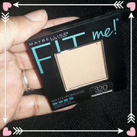 Maybelline Fit Me® Matte + Poreless Powder uploaded by Mary Camil D.