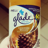 Glade Cashmere Woods Automatic Spray uploaded by miss R.