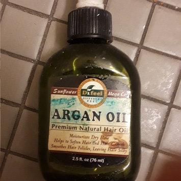Photo of Difeel Argan Oil Premium Natural Hair Oil - 2.5 oz uploaded by rosa a.