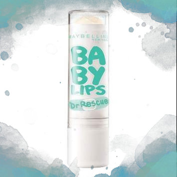 Photo of Maybelline Baby Lips Dr Rescue® Medicated Lip Balm uploaded by mero B.