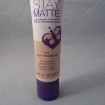 Photo of Rimmel Stay Matte Primer uploaded by Sidney A.