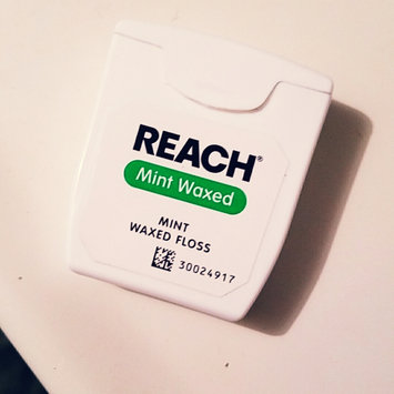 Photo of REACH® Mint Waxed Floss uploaded by Alyssia D.