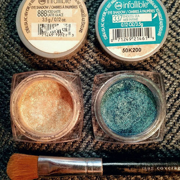 Photo of L'Oréal Paris Infallible® 24 HR Eye Shadow uploaded by Becky S.