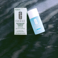 Clinique Anti-Blemish Solutions Clinical Clearing Gel uploaded by Vicky V.