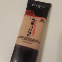 L'Oréal Paris Infallible® Pro-Matte Foundation uploaded by Erin M.