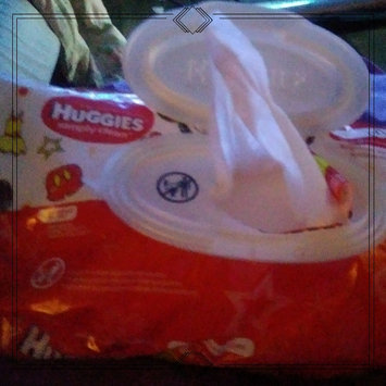 Photo of Huggies® Simply Clean Baby Wipes uploaded by Kayla O.