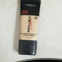 L'Oréal Paris Infallible® Pro-Matte Foundation uploaded by Kathaleen P.