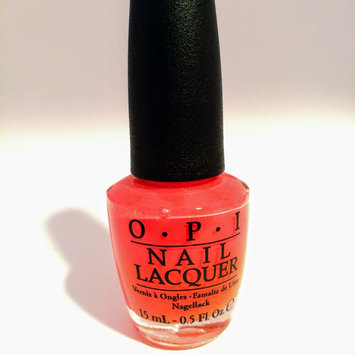 Photo of OPI Nail Lacquer Cajun Shrimp L64 uploaded by Anna C.